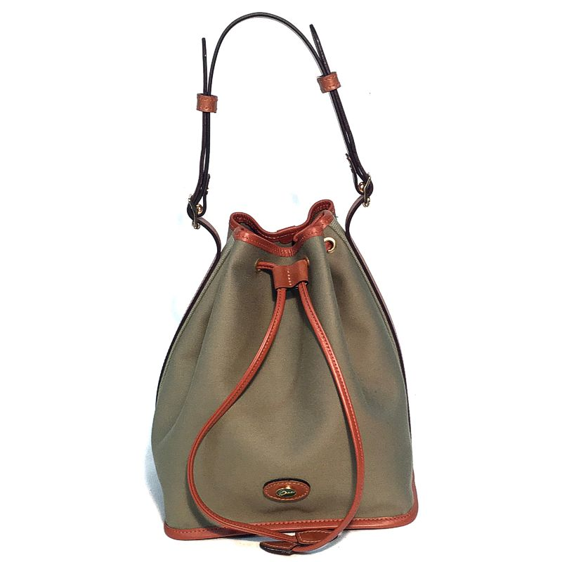 791ac1c8ae89 Calder Bucket Bag - Brady Green Range