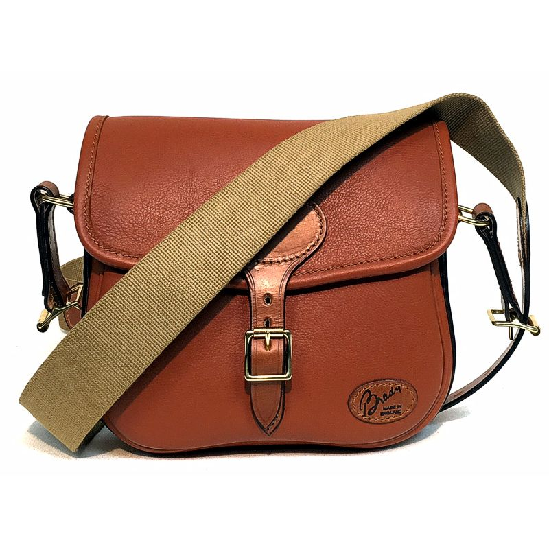 Forest Cartridge Bag from Brady Bags