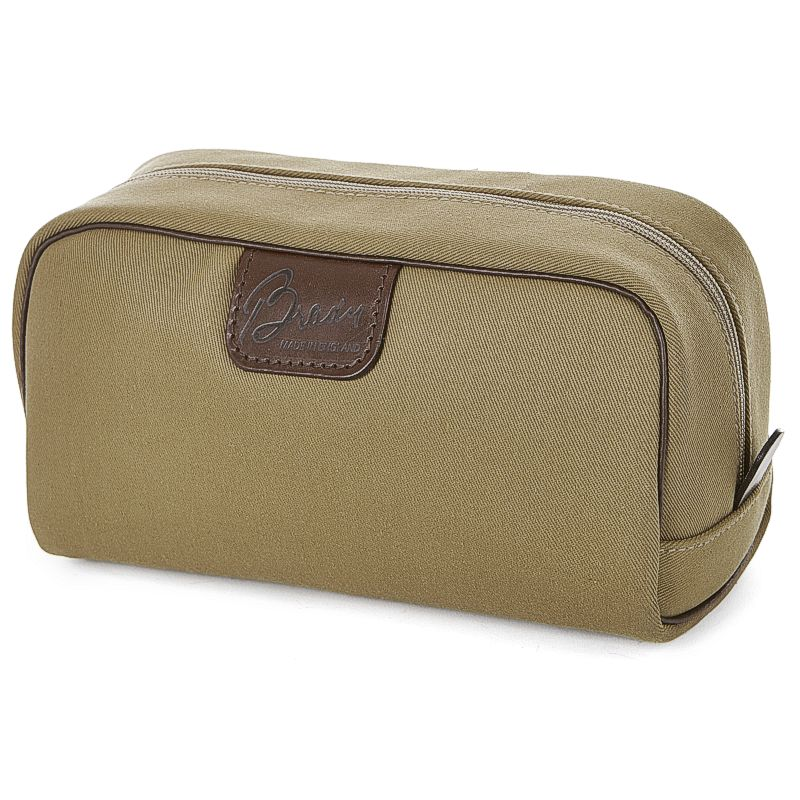 Wash Bag Canvas From Brady Bags